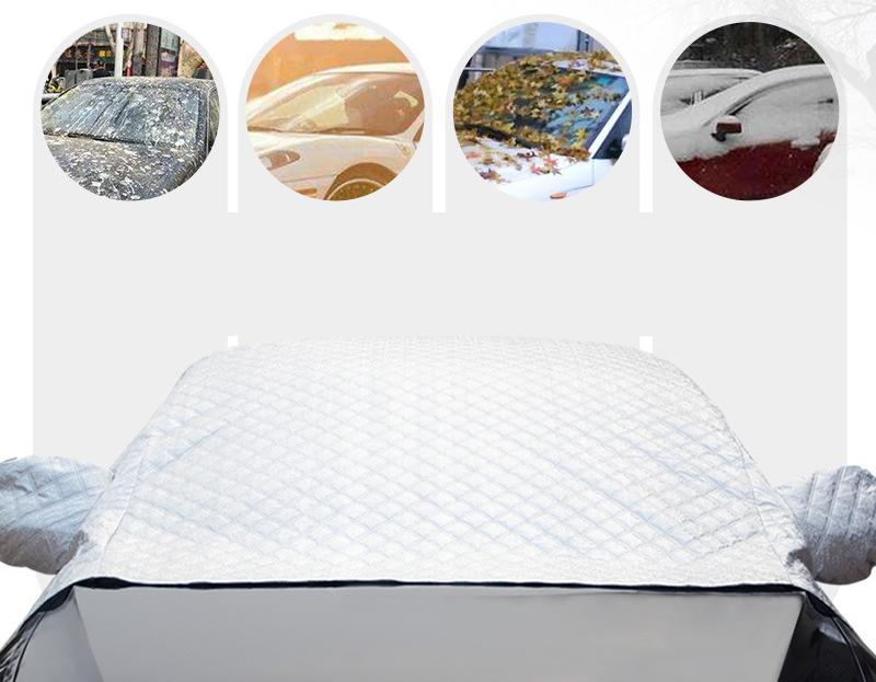 Bạt phủ nóc xe ô tô  loại dày 5D cao cấp