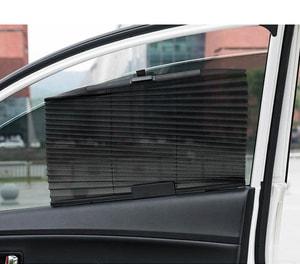 Rèm che nắng ô tô thông minh lên xuống theo kính (mẫu 1)