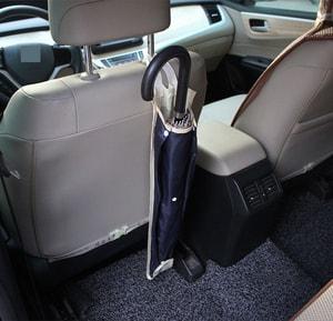 Túi đựng ô treo sau ghế trên ô tô