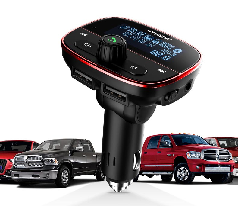 Tẩu Mp3 bluetooth Hyundai HY-89