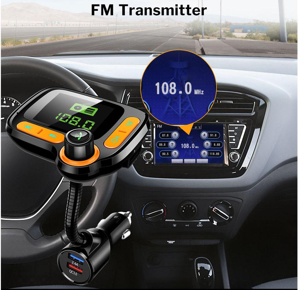 Tẩu nghe nhạc bluetooth Mp3 Hyundai C-86