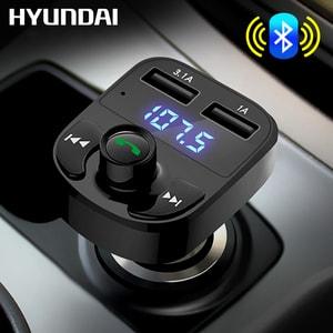 Tẩu Nghe Nhạc Mp3 Bluetooth Cho Ô Tô chính hãng Hyundai ( Mẫu 1)
