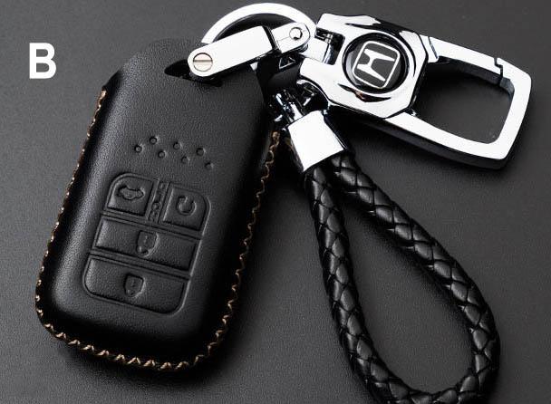 Bao da chìa khóa ô tô Honda 3 nút, 4 nút