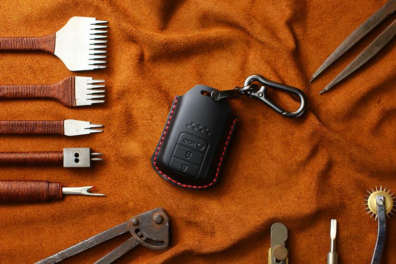 Bao da chìa khóa ô tô Honda (mẫu 3)