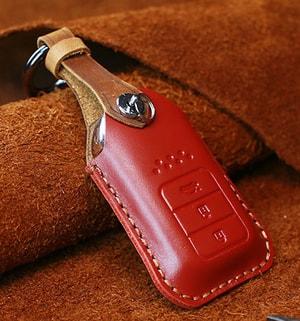 Bao da chìa khóa ô tô Honda 2 nút, 3 nút (mẫu 8)