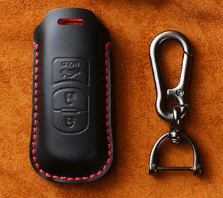Bao da chìa khóa ô tô Mazda CX5, Mazda 3, Mazda 6 (mẫu 3)