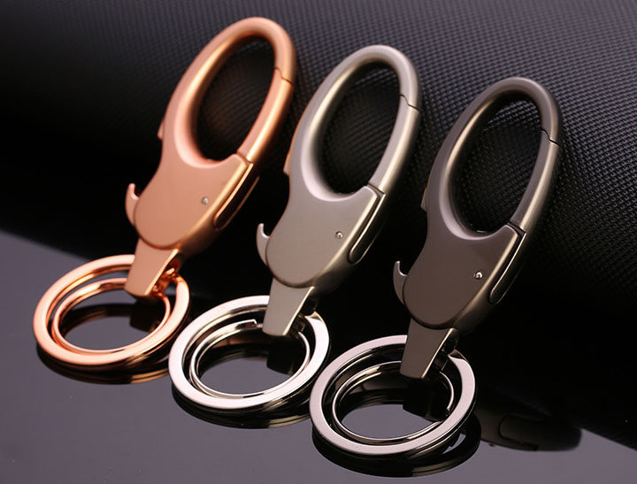 Móc chìa khóa ô tô cao cấp jobon (mẫu 12)