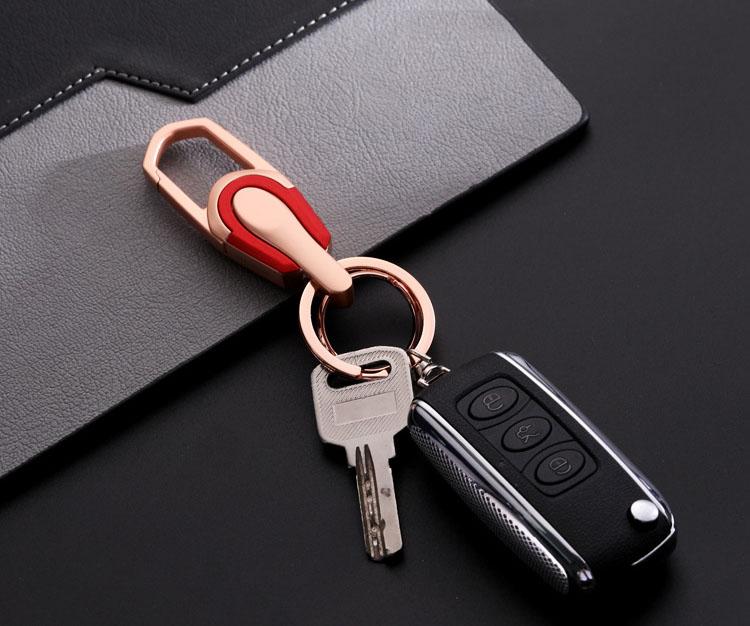 Móc chìa khóa ô tô cao cấp jobon (mẫu 18)