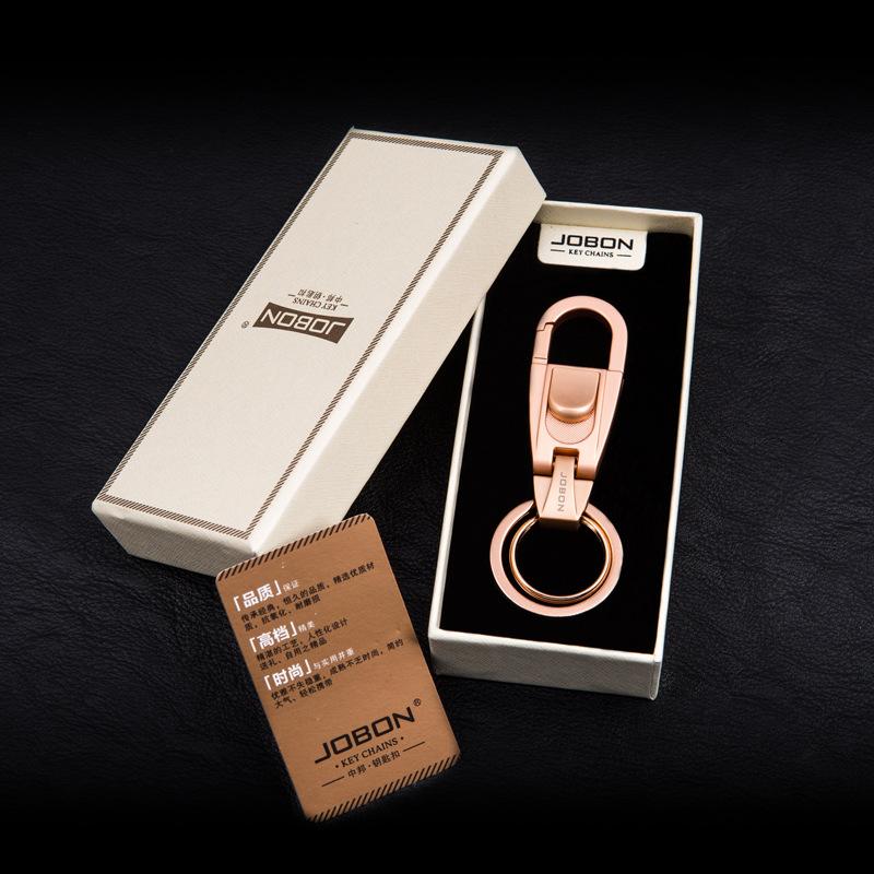 Móc chìa khóa ô tô cao cấp jobon (mẫu 20)