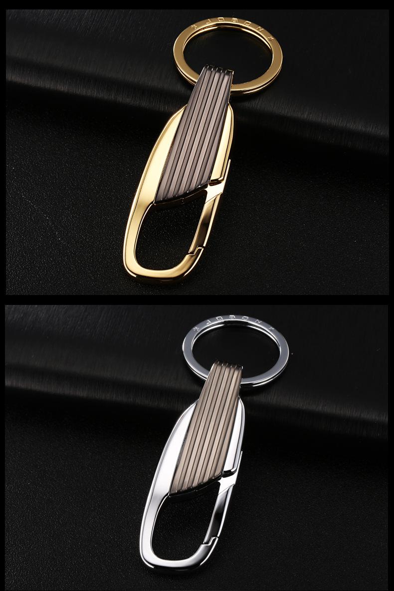Móc chìa khóa ô tô cao cấp jobon (mẫu 21)