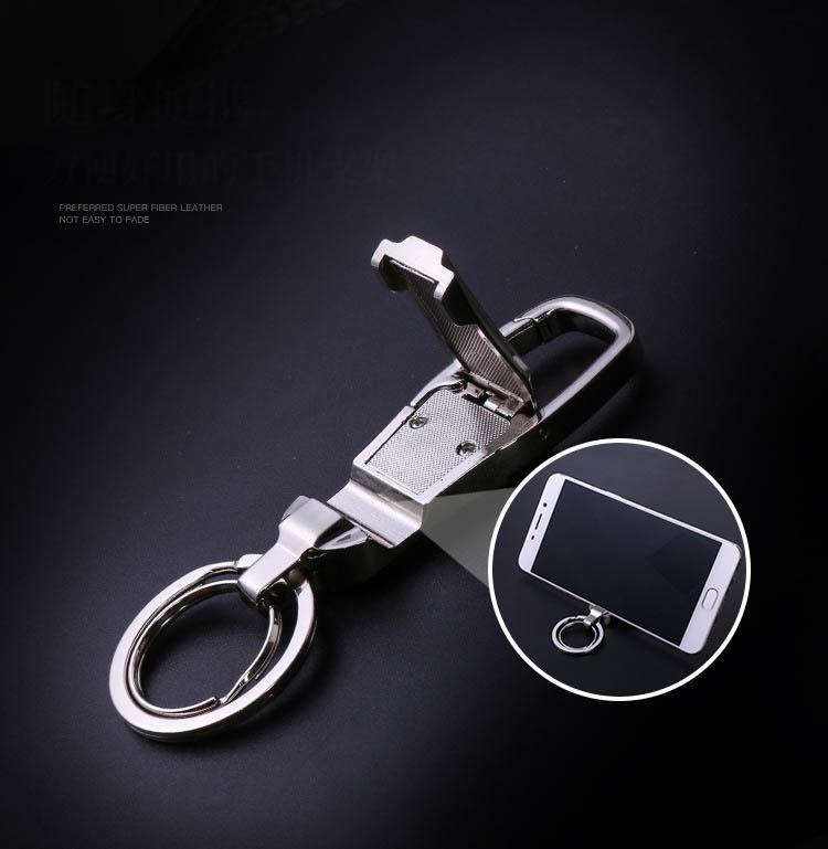 Móc chìa khóa ô tô cao cấp jobon (mẫu 23)