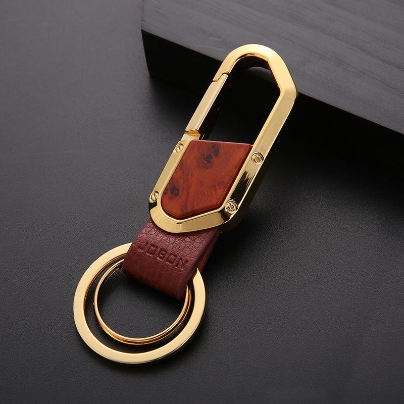 Móc chìa khóa ô tô cao cấp jobon (mẫu 8)