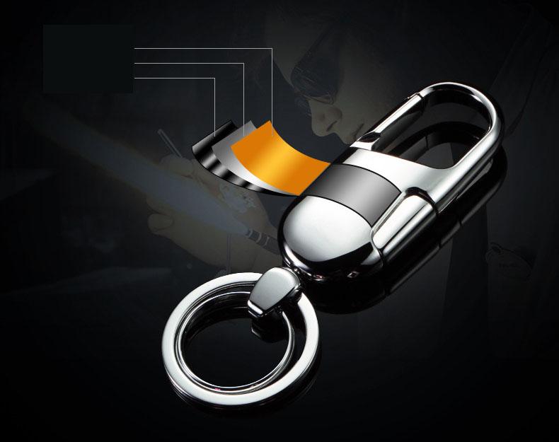 Móc chìa khóa ô tô cao cấp jobon (mẫu 9)