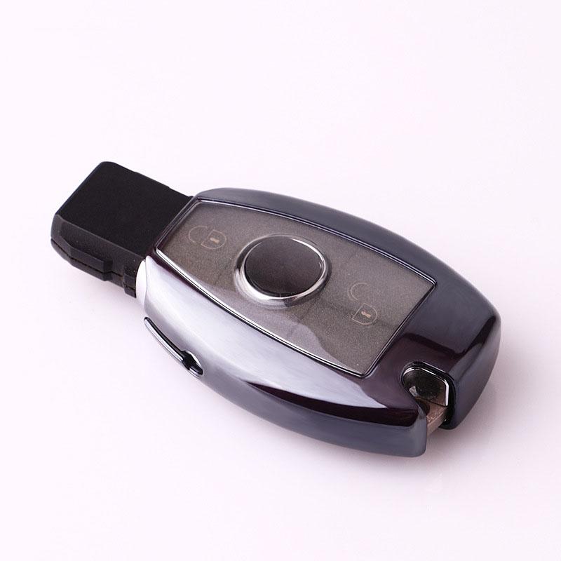 Ốp bao bọc chìa khóa Mercerdes cao cấp TPU