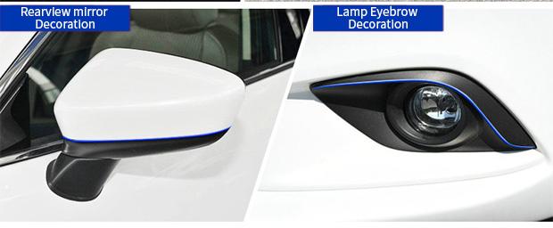 Cuộn Crom dán trang trí mặt ca lăng ô tô, vành lazang xe ô tô