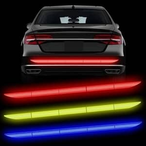 Decal dán phản quang đuôi xe ô tô ms-261