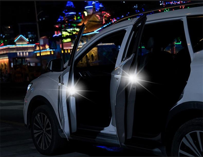 Đèn led cảnh báo không dây dán cánh cửa xe ô tô chính hãng Baseus