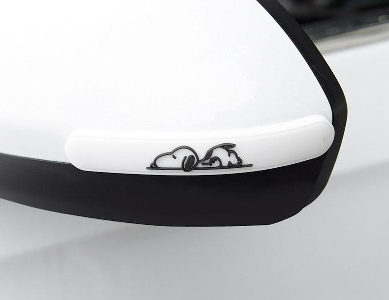 Miếng dán chống va đập cánh cửa ô tô sáng tạo hoạt hình dễ thương ( Mẫu 8)