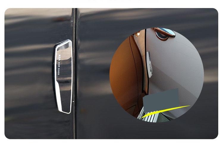 Miếng dán chống va đập cánh cửa ô tô KCA ( mẫu 28) ms-381