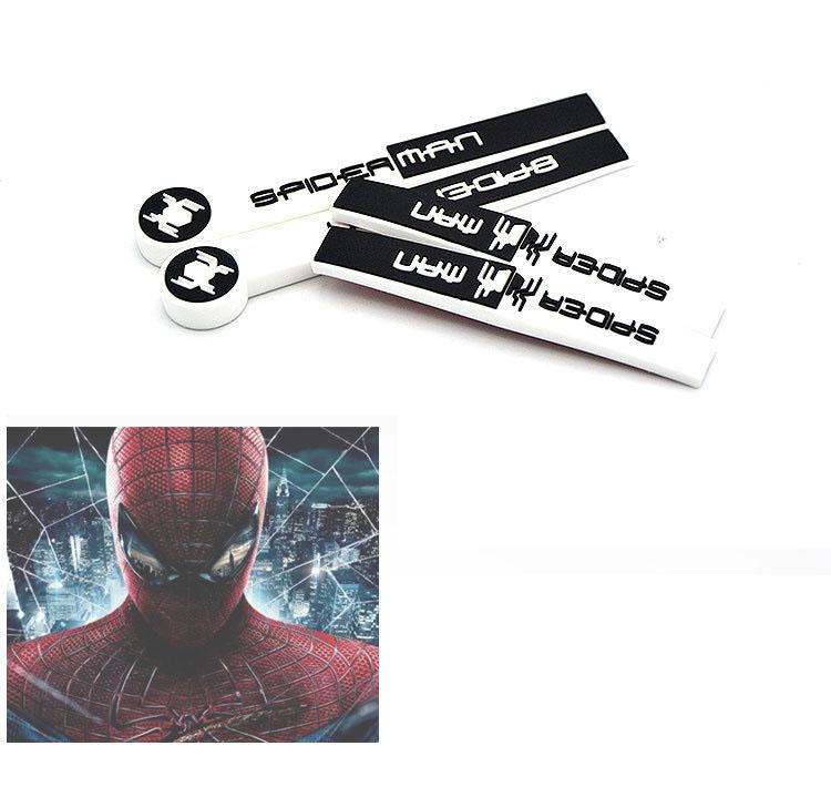 Miếng dán chống va đập cánh cửa ô tô Spider Man người nhện  (Mẫu 25)