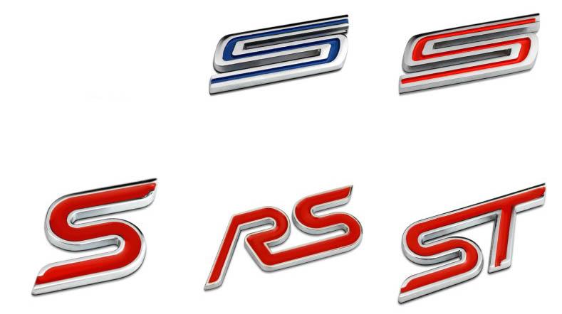 Decal Tem 3d logo chữ S đỏ ( mẫu 5 )