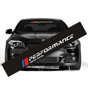 Tem dán kính lái ô tô Performance limited edition ms-335