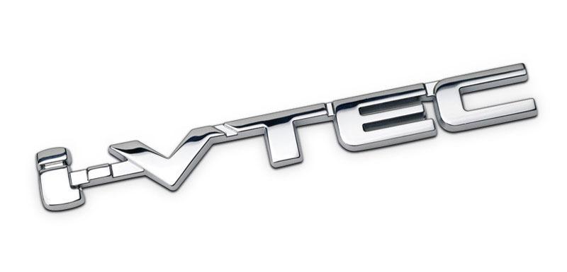 Logo tem chữ Vtec i-vtec 2.4 dán xe ô tô Honda