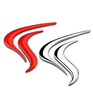 Tem logo hình ngọn lửa Colt Speed dán xe ô tô MS-106