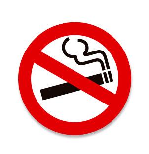 Không hút thuốc ngăn ngừa lưỡi nổi mụn nước