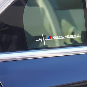 Tem Performance dán trang trí cửa sổ ô tô ms-351