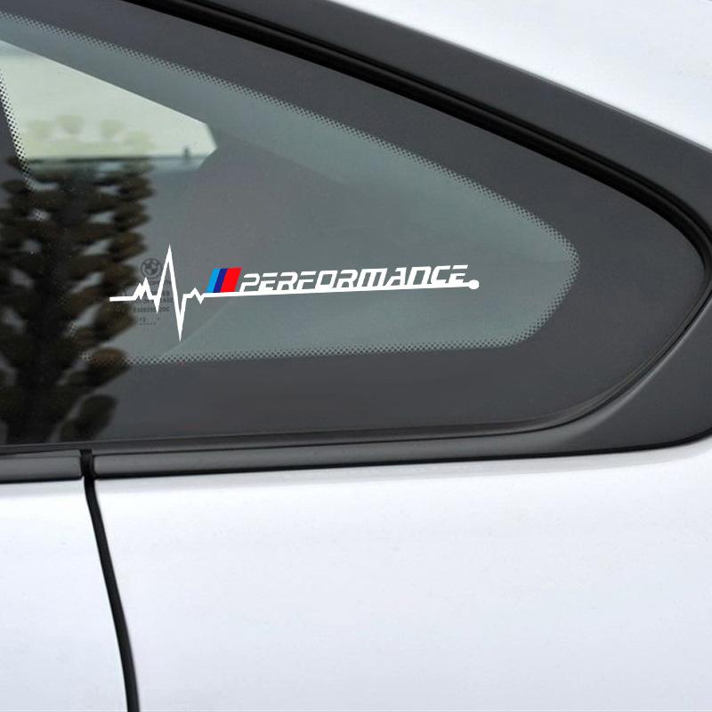 Tem Performance dán trang trí cửa sổ ô tô