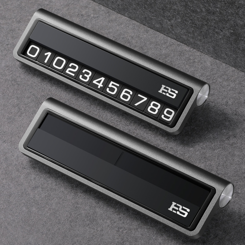 Bảng ghi số điện thoại trên ô tô ( mẫu 29 )