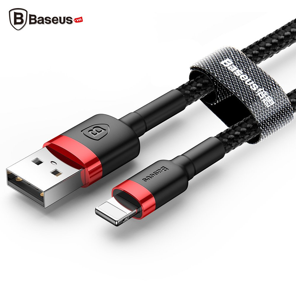 Cáp sạc nhanh cáp dữ liệu cho iphone chính hãng Baseus