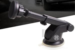 Giá đỡ điện thoại trên ô tô có cần kéo dài hít nam châm (mẫu 7)