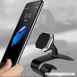 Giá đỡ, kẹp điện thoại hút nam châm gắn taplo ô tô (mẫu 16)