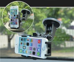 Giá đỡ, kẹp điện thoại trên ô tô (mẫu 5)