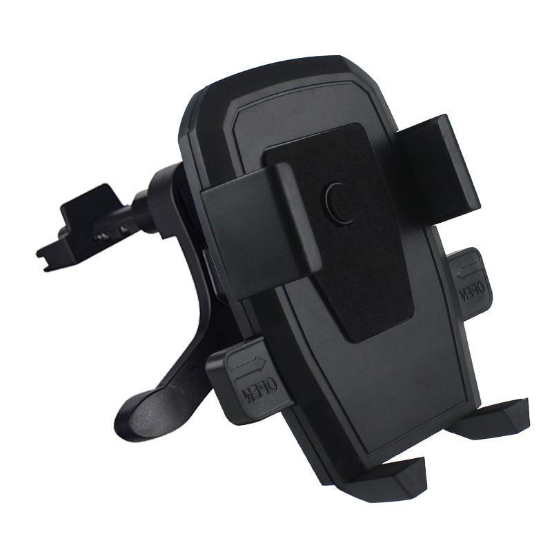 Giá đỡ điện thoại trên ô tô gắn cửa gió điều hòa (mẫu 92)