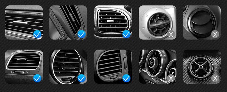 Giá đỡ điện thoại kiêm sạc không dây trên ô tô chính hãng Baseus