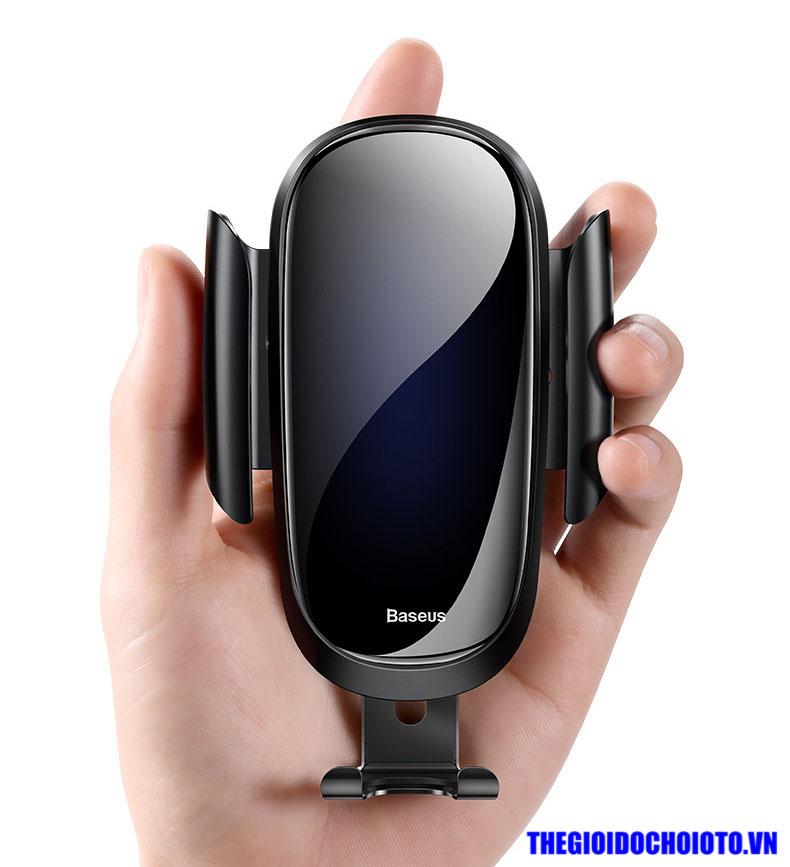 Giá đỡ điện thoại Baseus trọng lực kẹp cửa gió ô tô (mẫu 39)