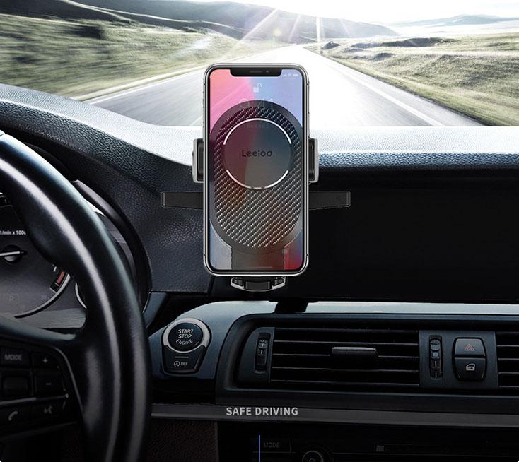 Giá đỡ điện thoại gắn taplo ô tô ( mẫu 108 )