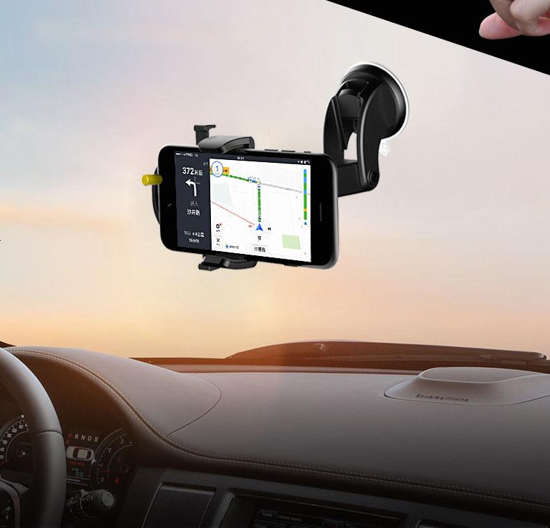 Giá đỡ điện thoại gắn taplo ô tô ( mẫu 109 )