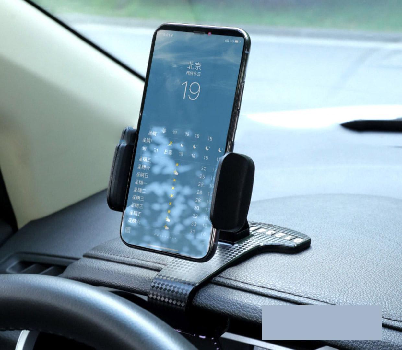 Giá đỡ điện thoại ô tô kẹp viền taplo (mẫu 101)