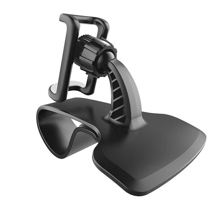 Giá đỡ điện thoại ô tô kẹp viền taplo (mẫu 89)