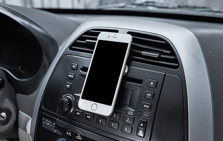 Giá đỡ điện thoại nam châm gắn taplo ô tô (mẫu 95)
