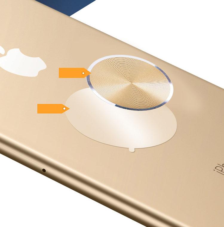 Phụ kiện miếng sắt dán dính lưng điện thoại (mẫu 100)
