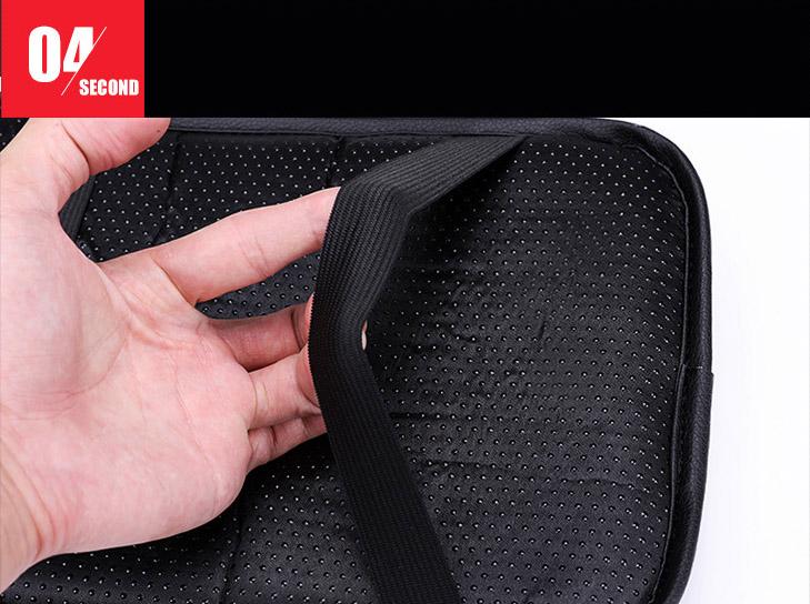 Đệm tỳ tay ô tô cao cấp (mẫu 2)