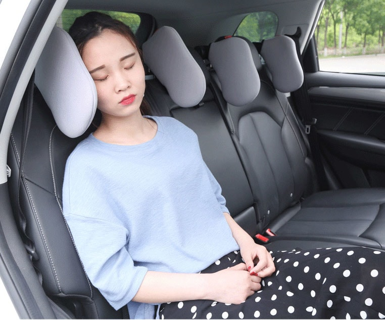 Giá tựa đầu khi ngủ trên ô tô