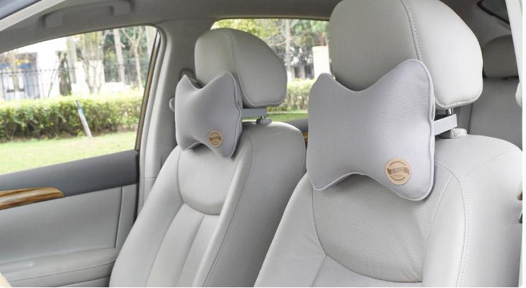 Gối tựa đầu cao su non cho ô tô (mẫu 11)