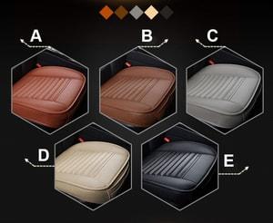 Tấm lót ghế ô tô bằng da ( mẫu 1)