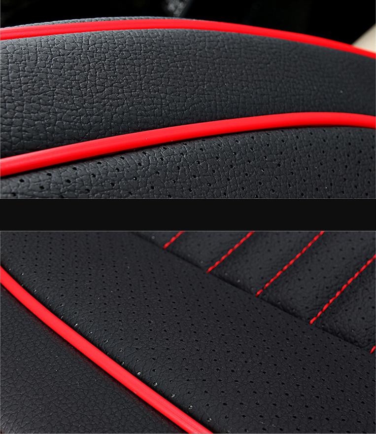 Tấm lót ghế ô tô bằng da (mẫu 2)